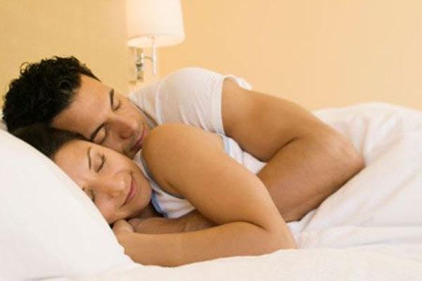Quedarse dormido tras el sexo